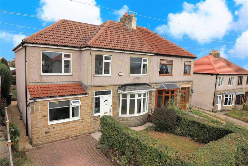 5 Bedrooms Semi Detached House for sale in Farfield Grove, Bradford, BD6