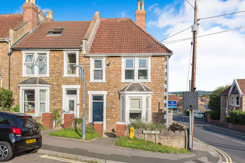3 Bedrooms Semi Detached House for sale in Combe Avenue, Portishead, Bristol, BS20