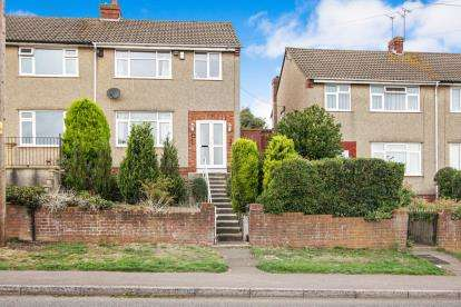 3 Bedrooms Semi Detached House for sale in Westerleigh Road, Downend, Bristol, City Of Bristol