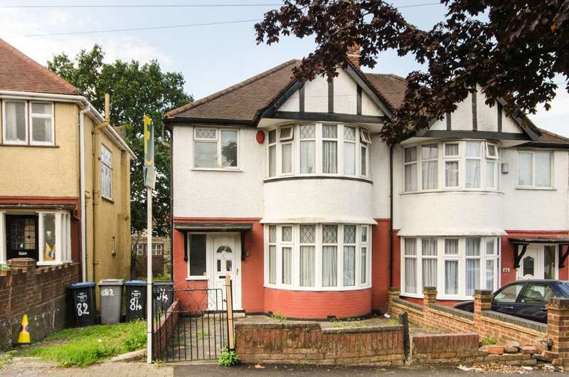 3 Bedrooms Semi Detached House for sale in Randall Avenue, Dollis Hill, NW2
