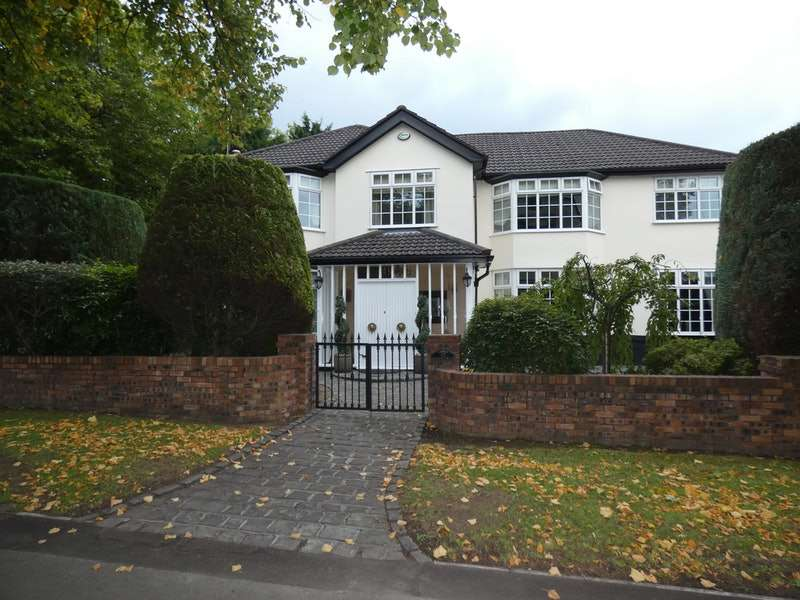 4 Bedrooms Detached House for sale in Queens drive, Liverpool, Merseyside, L18