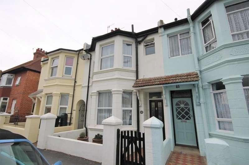 4 Bedrooms Terraced House for sale in Eastbrook Road, Portslade