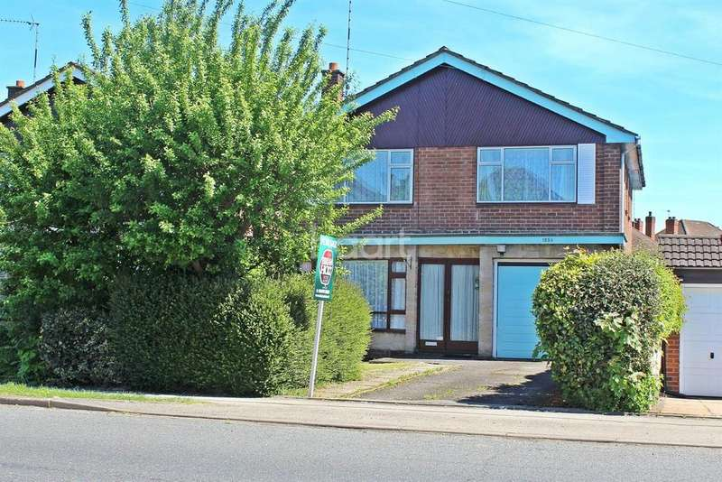 4 Bedrooms Detached House for sale in Leamington Road, Styvechale, Coventry