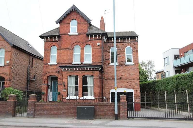 5 Bedrooms Detached House for sale in Didsbury Road, Heaton Mersey