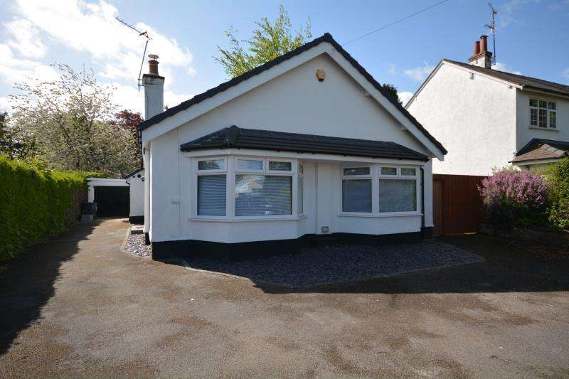 4 Bedrooms Detached Bungalow for sale in Hooton Road, Willaston, Wirral, Cheshire, CH64 1SN
