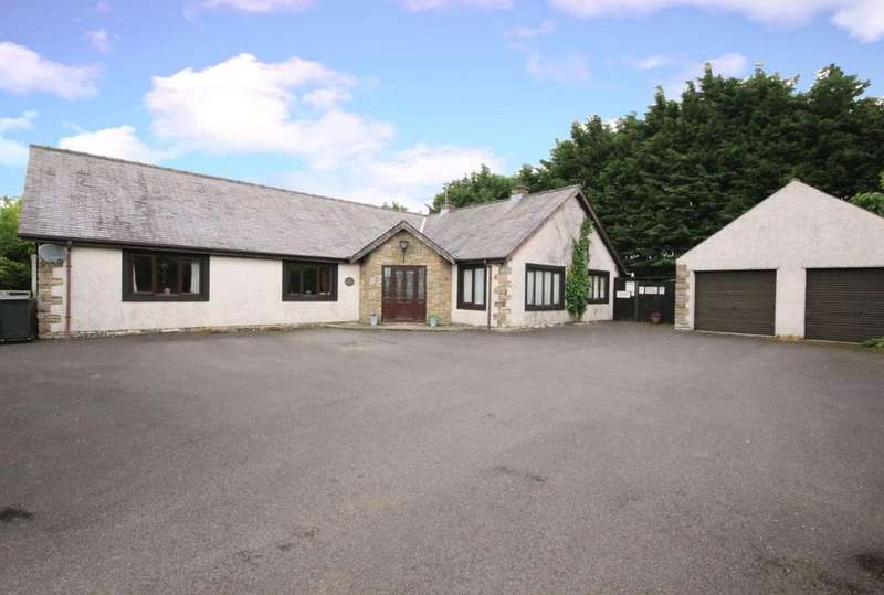 4 Bedrooms Bungalow for sale in Inisfree, Farlam, Brampton, Cumbria