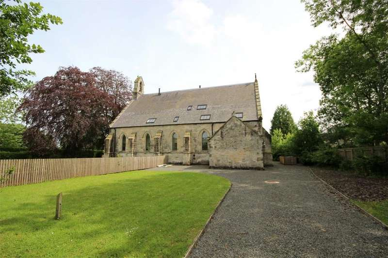 4 Bedrooms Semi Detached House for sale in Church House 2, Forgebraehead, Canonbie, Dumfries and Galloway