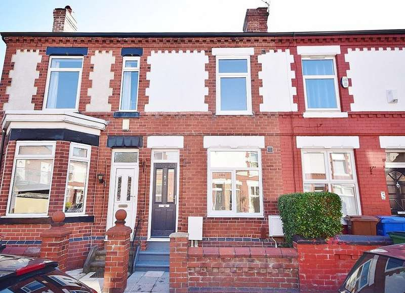 2 Bedrooms Terraced House for sale in New Hey Road, Cheadle