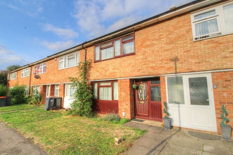3 Bedrooms Terraced House for sale in Hooper Close, Kempston MK42