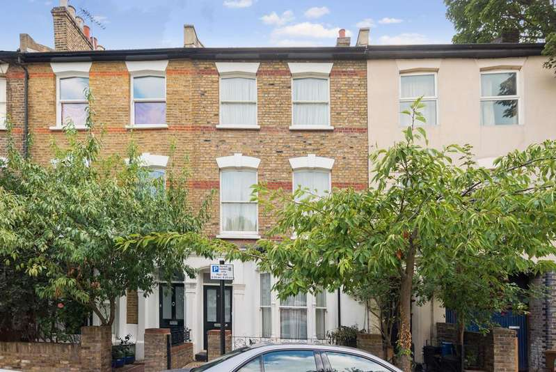 5 Bedrooms Terraced House for sale in Sigdon Road, Hackney, London E8