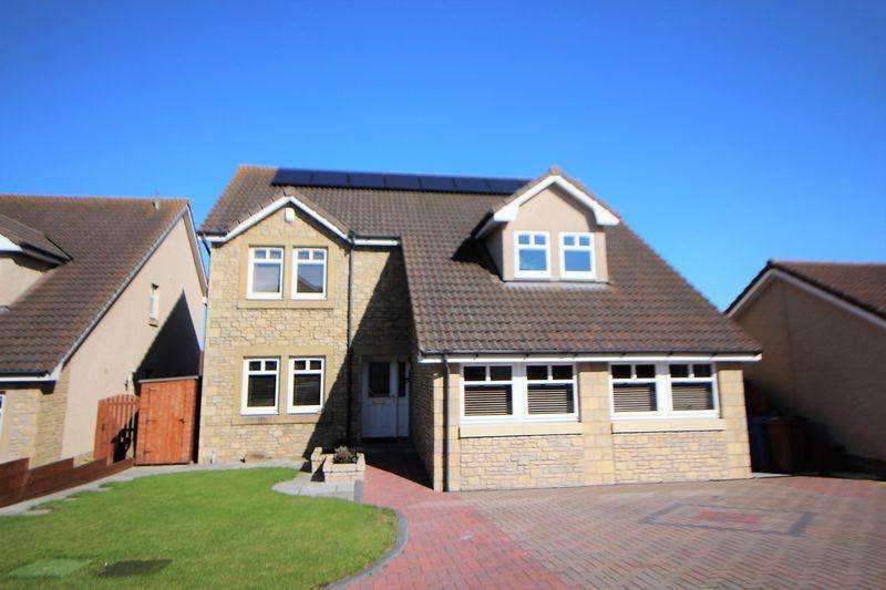 5 Bedrooms Detached Villa House for sale in Sandwell Crescent, Kirkcaldy