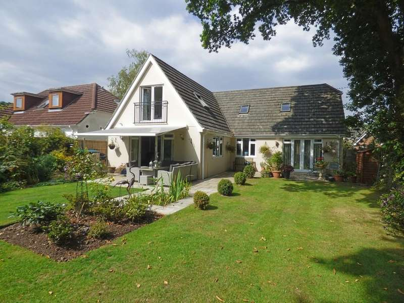 4 Bedrooms Chalet House for sale in Maxwell Road, Broadstone