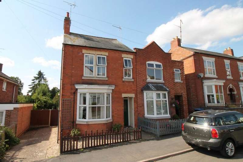 3 Bedrooms Semi Detached House for sale in Clarke Street, Market Harborough