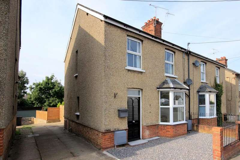 3 Bedrooms Semi Detached House for sale in Windmill Road, Flitwick, MK45