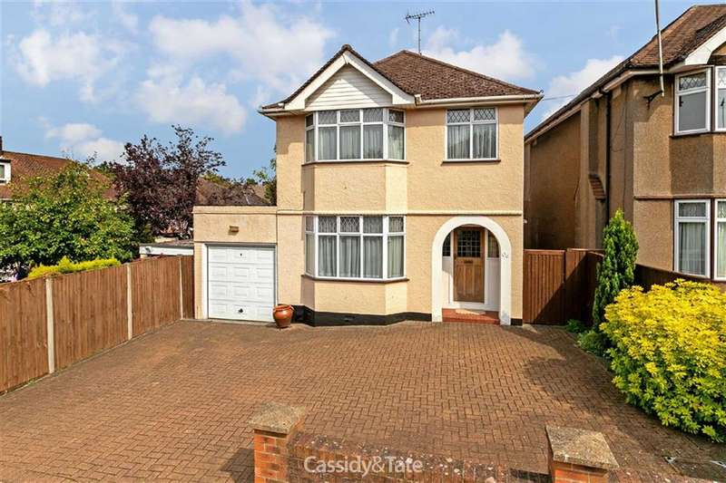 3 Bedrooms Property for sale in Seymour Road, St Albans, Hertfordshire