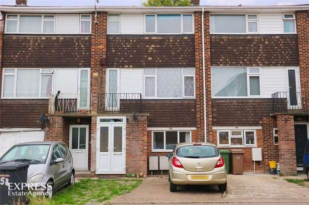 3 Bedrooms Terraced House for sale in Tenby Drive, Luton, Bedfordshire