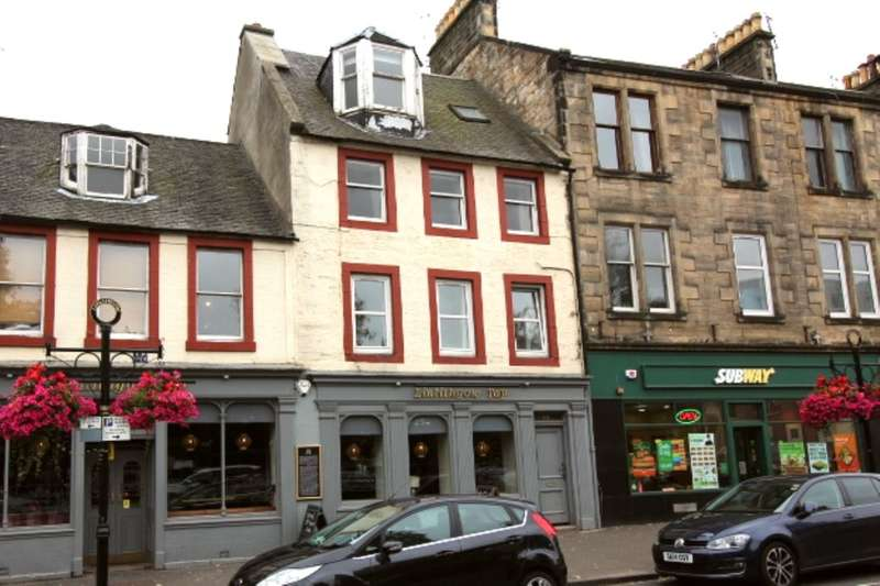 2 Bedrooms Flat for sale in High Street, Linlithgow, EH49
