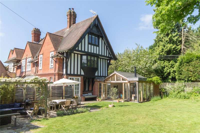 5 Bedrooms House for sale in Station Road, North Chailey