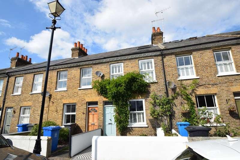 3 Bedrooms Terraced House for sale in Bexley Street, Windsor, SL4
