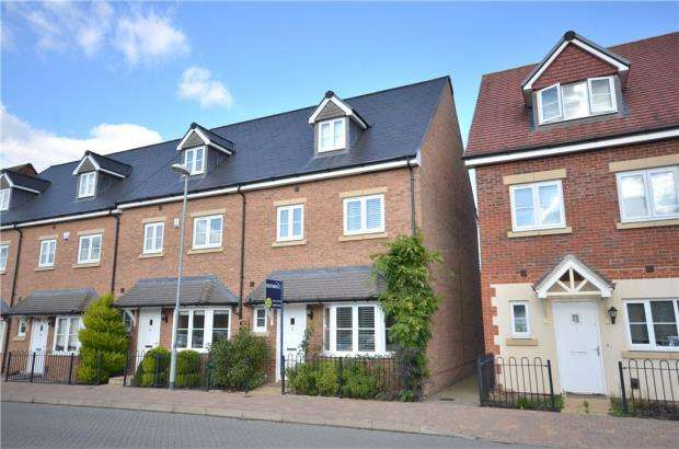4 Bedrooms End Of Terrace House for sale in Fulmar Crescent, Bracknell, Berkshire