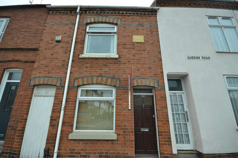 2 Bedrooms Terraced House for sale in Clarendon Park