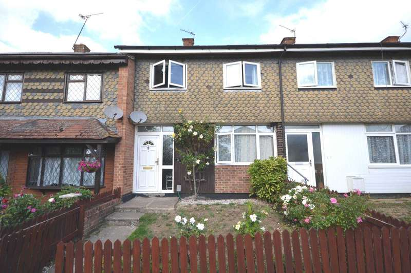 3 Bedrooms Terraced House for sale in Clayton Walk, Reading
