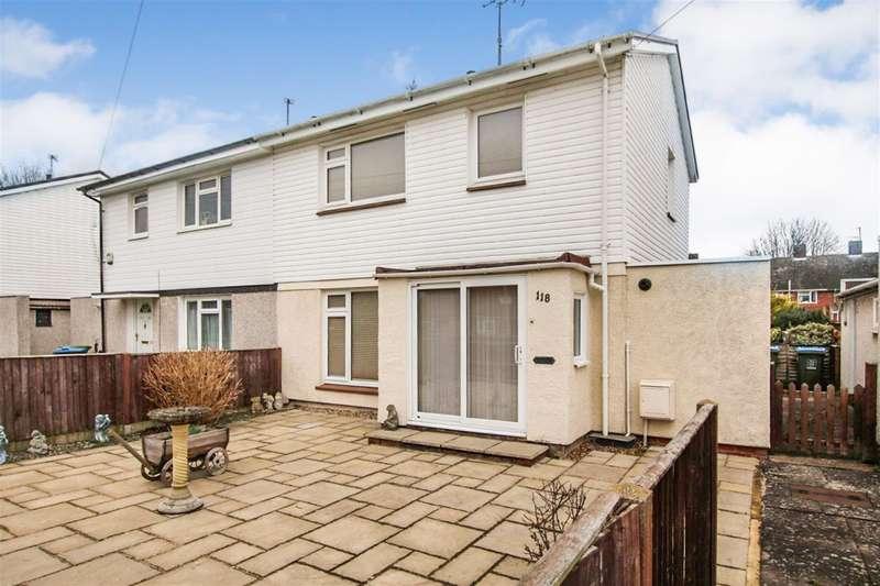 3 Bedrooms Semi Detached House for sale in Prebendal Avenue, Aylesbury, HP21 8LF