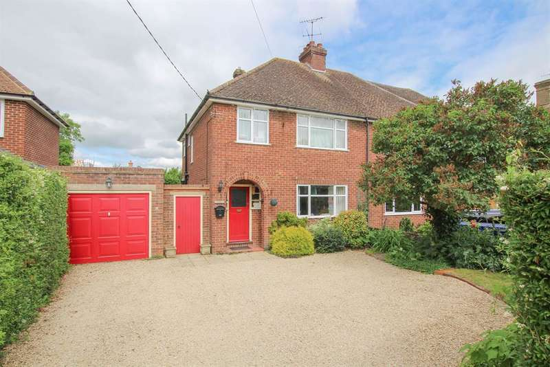 3 Bedrooms Semi Detached House for sale in Church Road, Pitstone, LU7 9HA