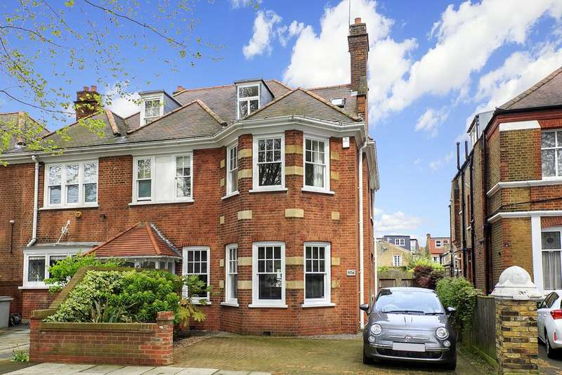 3 Bedrooms House for sale in Barrowgate Road, London
