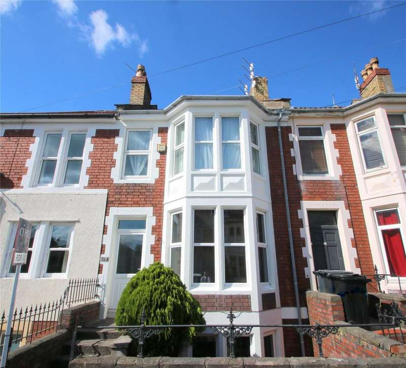 4 Bedrooms Terraced House for sale in Vicarage Road, Southville, Bristol, BS3