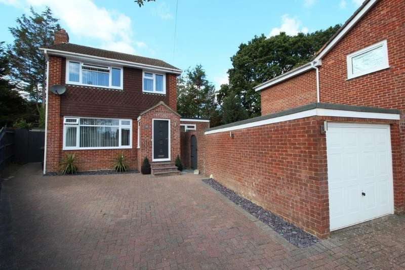3 Bedrooms Detached House for sale in Waters Edge, Hedge End SO30