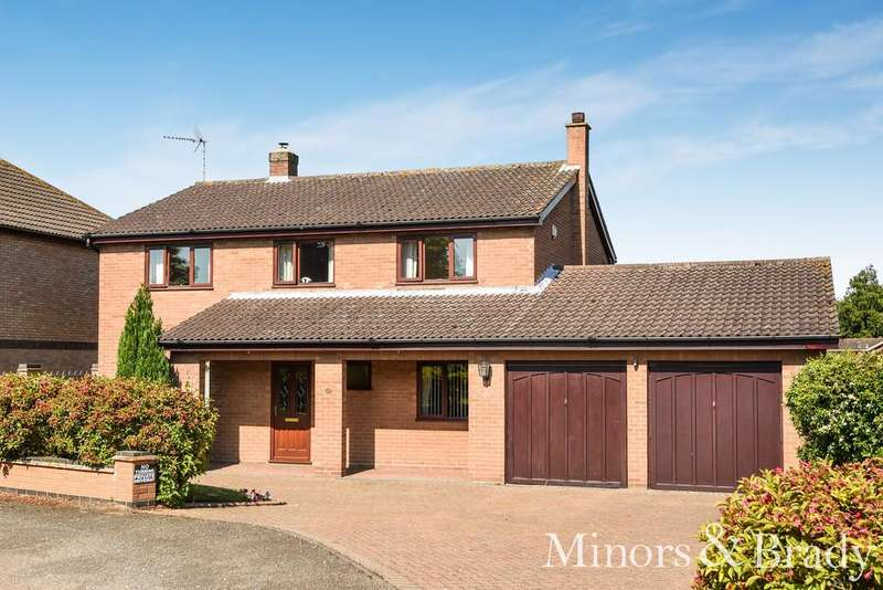 4 Bedrooms Detached House for sale in Spinney Close, North Cove