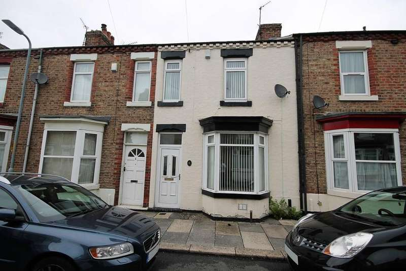 2 Bedrooms Terraced House for sale in Camelon Street, Thornaby