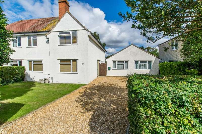 5 Bedrooms Semi Detached House for sale in College Road, Impington