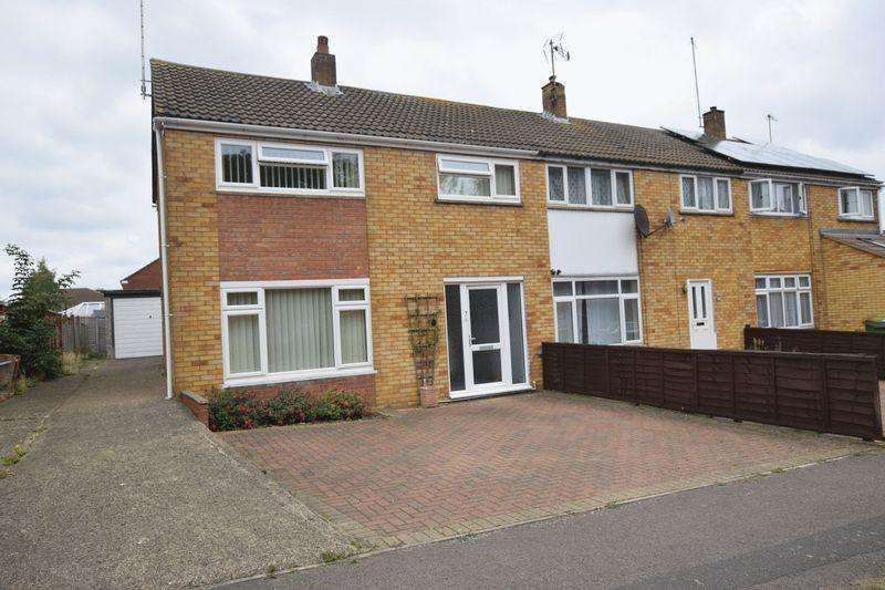 3 Bedrooms Semi Detached House for sale in Dorchester Avenue, Bletchley, Milton Keynes