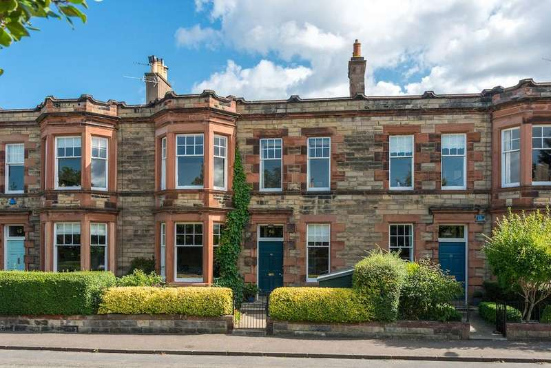4 Bedrooms Terraced House for sale in Stirling Road, Edinburgh, Midlothian
