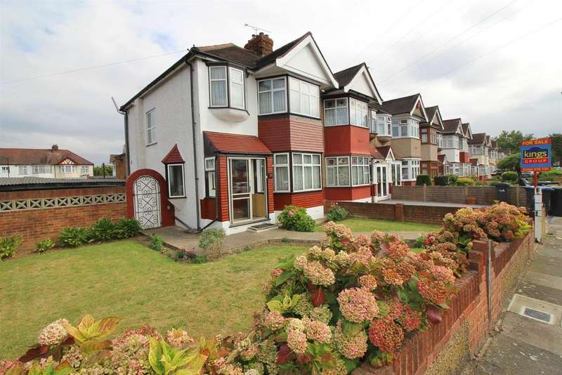 3 Bedrooms End Of Terrace House for sale in Bullsmoor Ride, Waltham Cross, Herts EN8