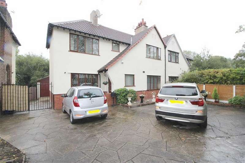 3 Bedrooms Semi Detached House for sale in Claude Road, Chorltonville