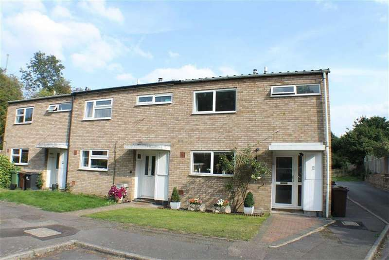3 Bedrooms End Of Terrace House for sale in Heath Close, Harpenden, Hertfordshire