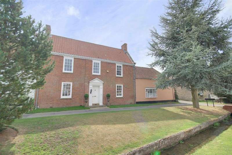 4 Bedrooms House for sale in Main Street, Ellerker, Brough