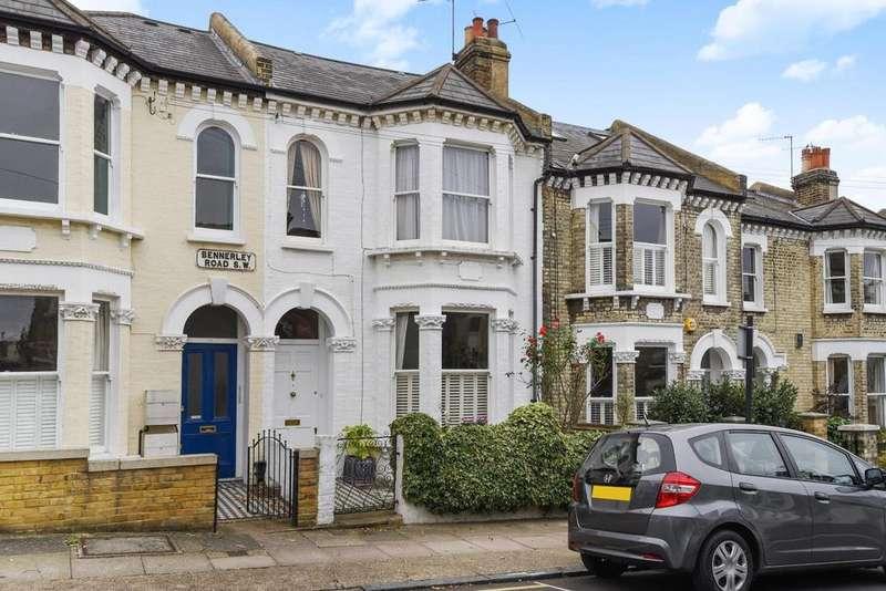 4 Bedrooms Terraced House for sale in Bennerley Road, Battersea
