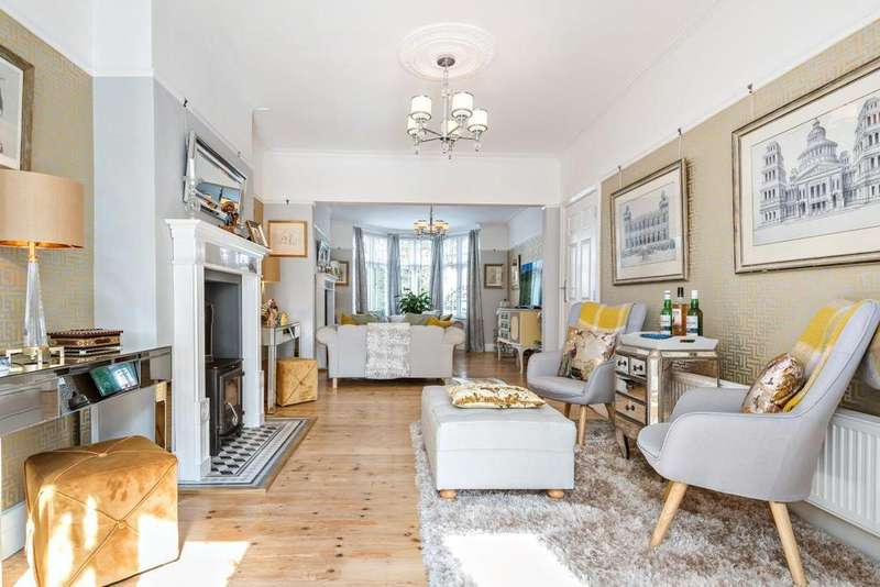 5 Bedrooms Terraced House for sale in Green Lane, Streatham