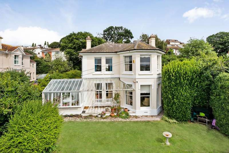 6 Bedrooms Detached House for sale in Longlands, Dawlish