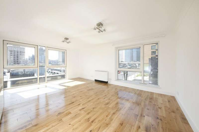 3 Bedrooms Apartment Flat for sale in Boardwalk Place, London, E14