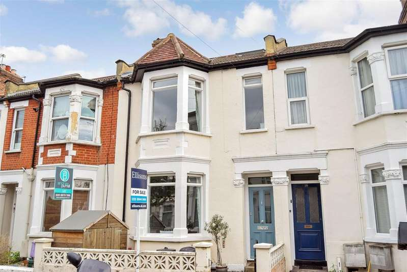5 Bedrooms Terraced House for sale in Dryden Road, Wimbledon