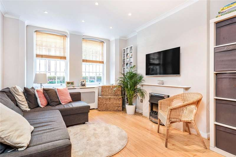 2 Bedrooms Flat for sale in Tufnell House Pleasant Place Islington