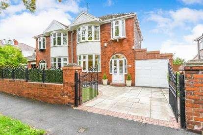 3 Bedrooms Semi Detached House for sale in Tennyson Road, Widnes, Cheshire, WA8