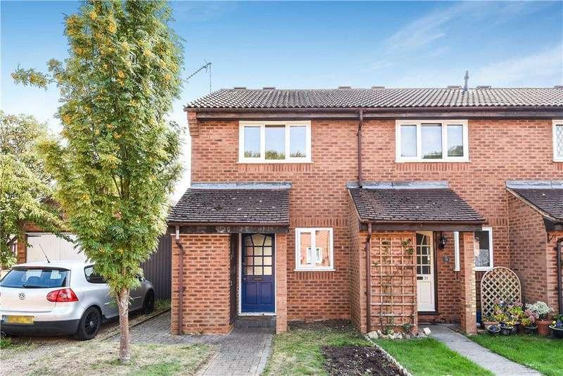 2 Bedrooms End Of Terrace House for sale in Huntsman Grove, Blakelands, Milton Keynes, Buckinghamshire