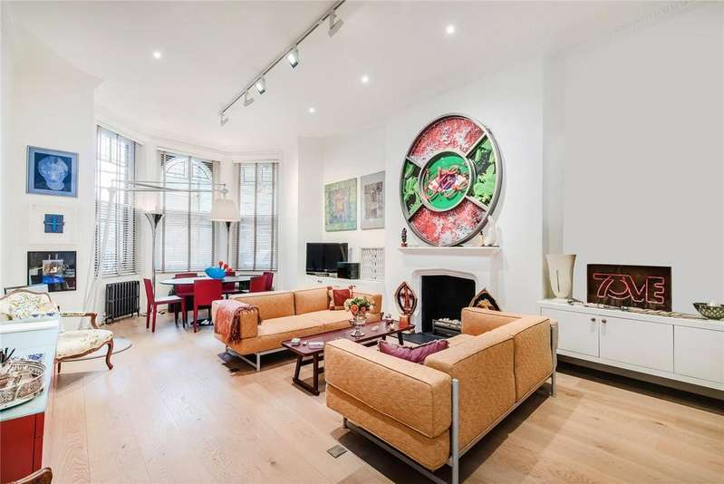 2 Bedrooms Flat for sale in Barkston Gardens, London, SW5