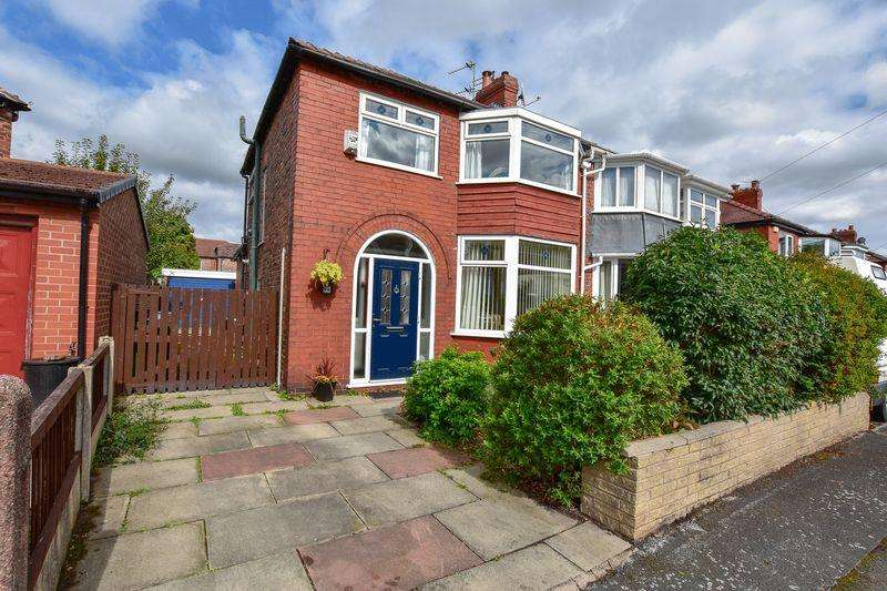 3 Bedrooms Semi Detached House for sale in Downs Drive, Altrincham